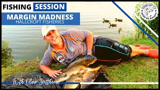 Margin Madness with Oliver Scotthorne at Hallcroft Fisheries | BagUpTV