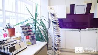 ®Creoglass Design Open Innovation Centre Showroom!