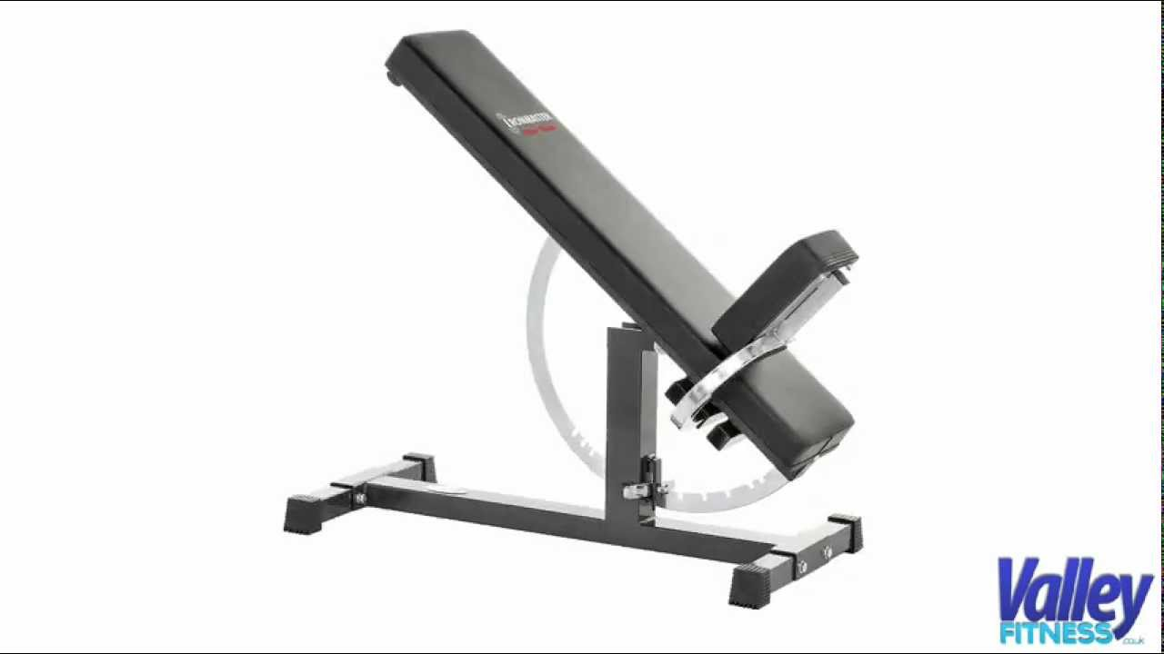 Attractive Iron Master Super Bench Part - 6: Ironmaster Super Bench - Adjustable Weight Bench - YouTube