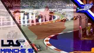  F1 AMERICA  GP SINGAPOUR  - QUALIFYING/RACE - LAS ESPORT TV