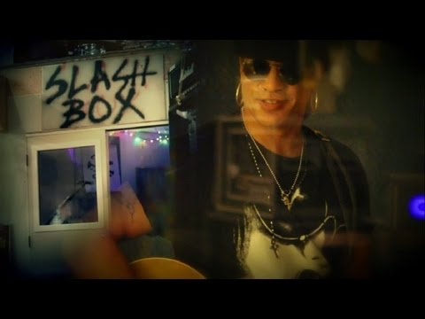 Slash in the Studio // Episode Four