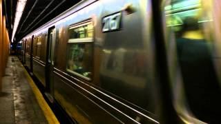NY 地下鉄