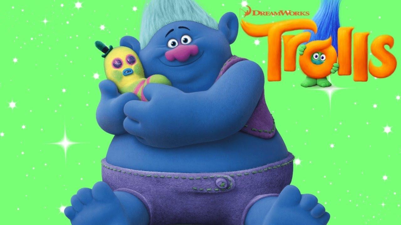 Dreamworks Trolls Biggie And Mr Dinkles Fun Coloring Activities Page ...
