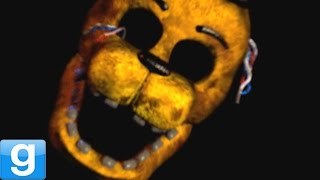 HAUNTED BY FNAF! - Gmod Five Nights At Freddy