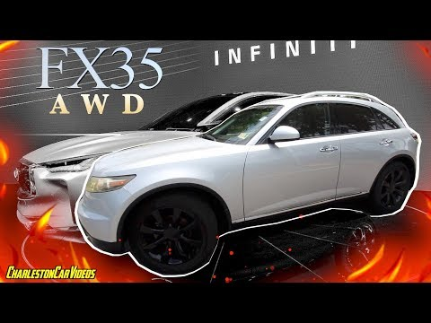 Here's the Infiniti FX35 AWD 13 Years Later   Current Condition   Still As Good as the 2019 FX35?!?