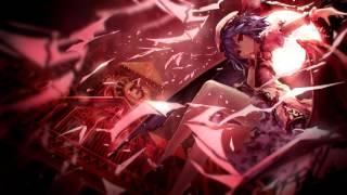 [Touhou Vocal] [EastNewSound] Nijiiro kekkai, gekkyou no goku (spanish & english subtitles)