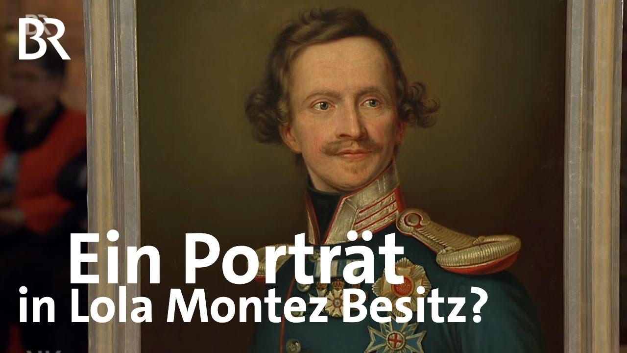 Kunst Krempel liebesunterpfand der lola montez portrait ludwig i kunst