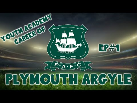 Squad Building (1/2) - Youth Academy Career of Plymouth Argyle - Fifa 15 - Ep 1