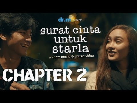 Surat Cinta Untuk Starla Jefri Nichol Caitlin Short Movie Chapter 2 Youtube