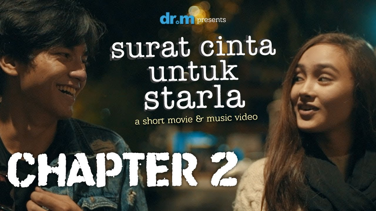 Surat Cinta Untuk Starla Jefri Nichol Caitlin Short Movie Chapter 2