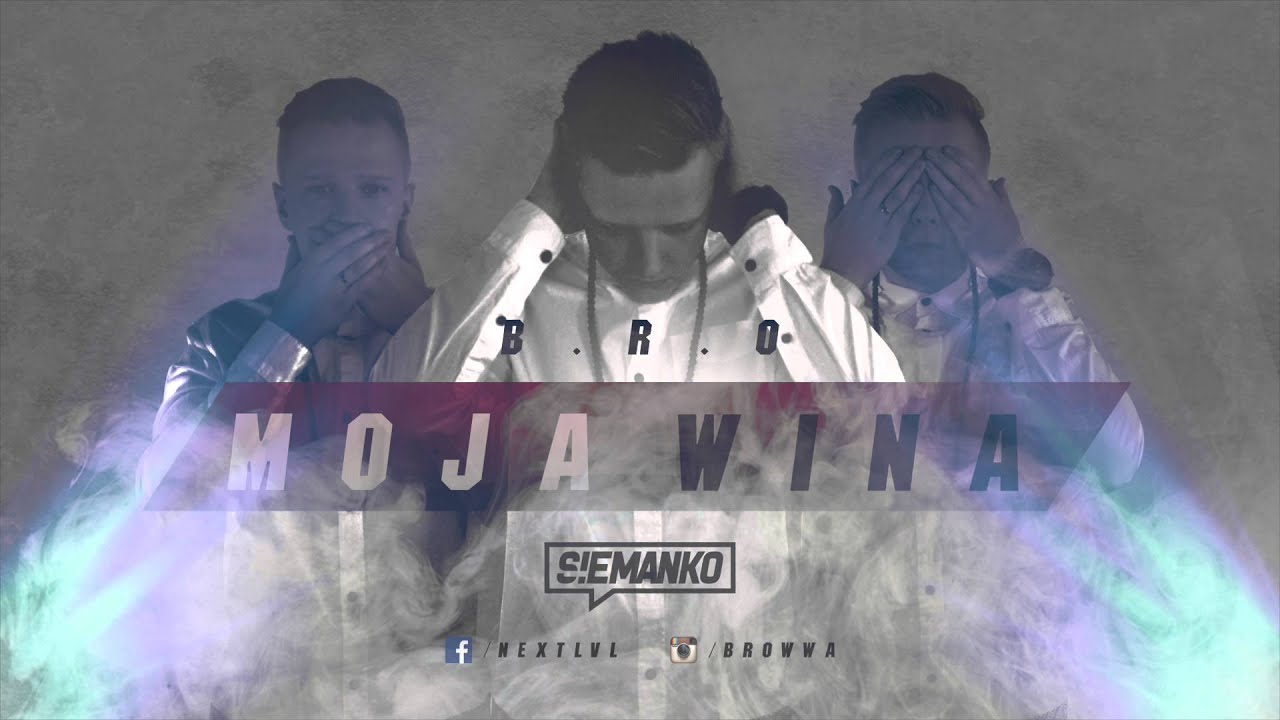 B.R.O - Moja Wina (prod. B.R.O) [Official Audio] | CZŁOWIEK PROGRESS MIXTAPE