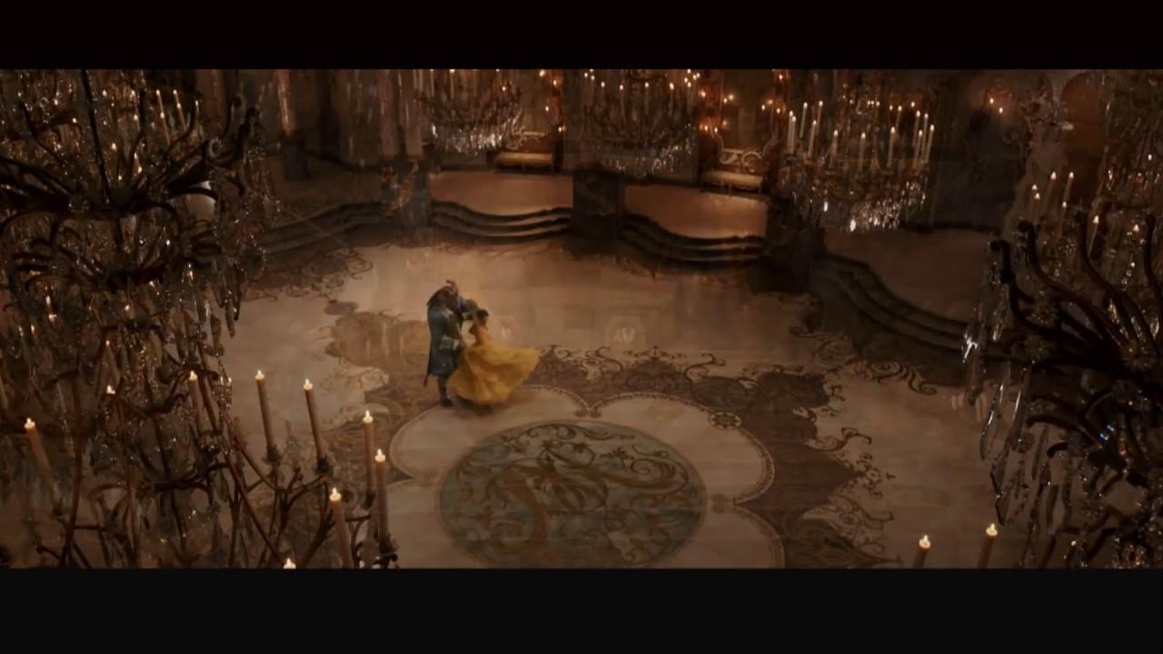 Disney Planet Emma Watson Y Dan Stevens Son La Bella Bestia HD 1080