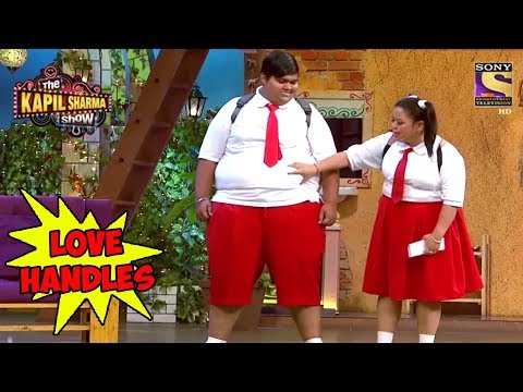 Lalli With Her Friend Lalla - The Kapil Sharma Show