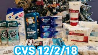 HEAD & SHOULDERS GRATIS!!   Compra CVS semana 12/2/18 - 12/8/18