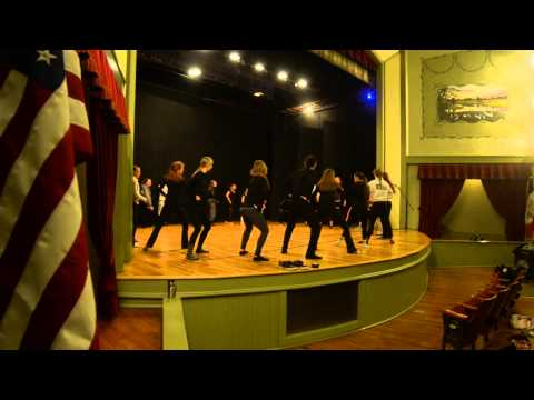 Dancers in Company on YouTube