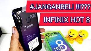 Review Infinix Smart 5 - Setelah 1 Minggu Pemakaian.