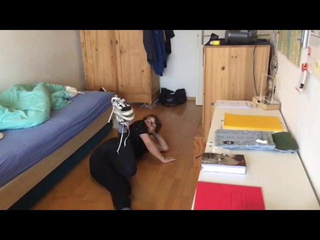 #Blibdihei - Schuh jonglieren
