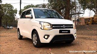Maruti Suzuki WagonR ZXI AGS 2019 | Real-life review