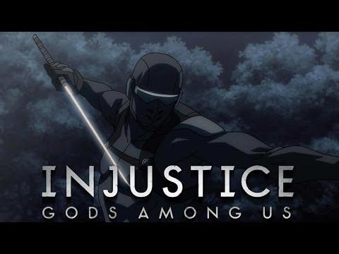 Injustice Gods Among Us Snake Eyes GI Joe Skin