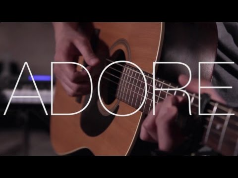 Adore - Cashmere Cat ft Ariana Grande (Cover by Travis Atreo)
