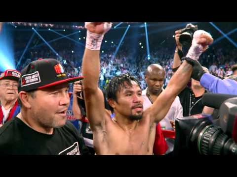 A Look at Pacquiao-Bradley III