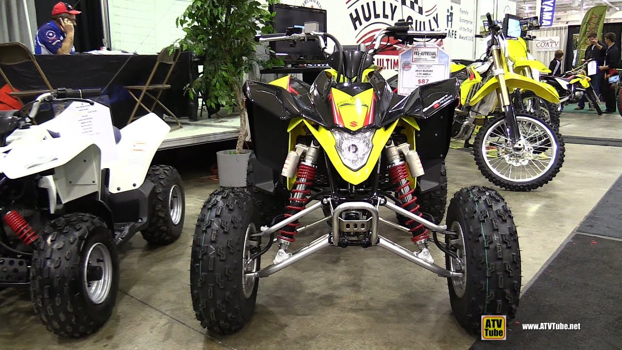 2014 suzuki king quad 400 ltz 400 l4 sport atv. Black Bedroom Furniture Sets. Home Design Ideas