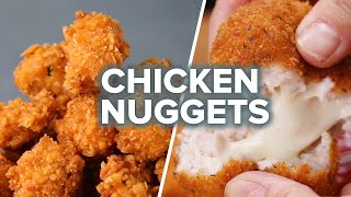 Chicken Nuggets 4 Ways