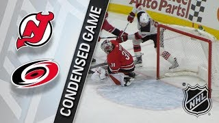 New Jersey Devils vs Carolina Hurricanes – Feb. 18, 2018 | Game Highlights | NHL 2017/18. Обзор