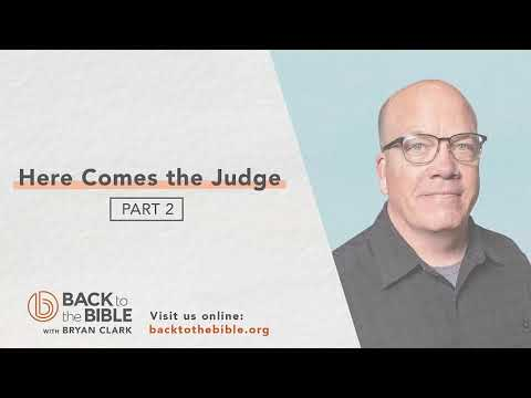 Discovering a Living Faith - Here Comes the Judge pt. 2 - 19 of 20
