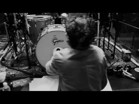 Charlie Watts Bass Drum