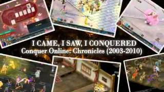Conquer Online 7th Anniversary  Trailer