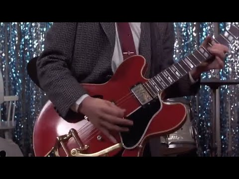 marty mcfly introduces 1955 to harsh noise