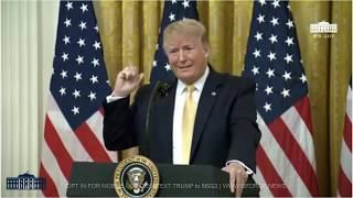 President Trump Delivers Remarks at the Presidential Social Media Summit. July 11, 2019