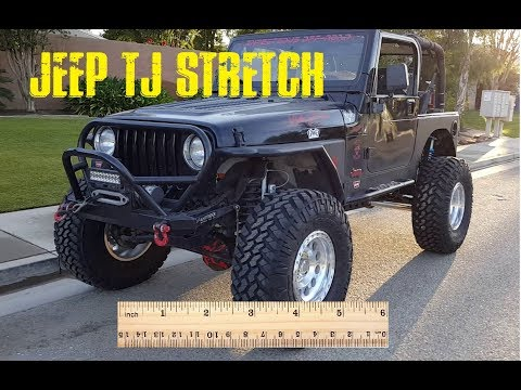 Jeep TJ Stretch