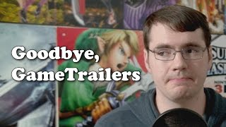 Goodbye, GameTrailers - The Rant is GO!