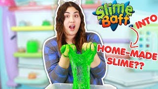 10000 pounds of slime in bath challenge!