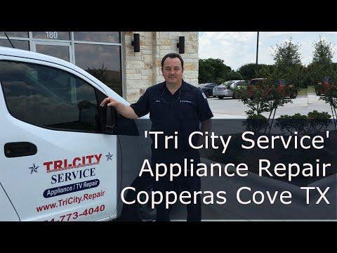 Appliance Repair Copperas Cove, TX - Review Video