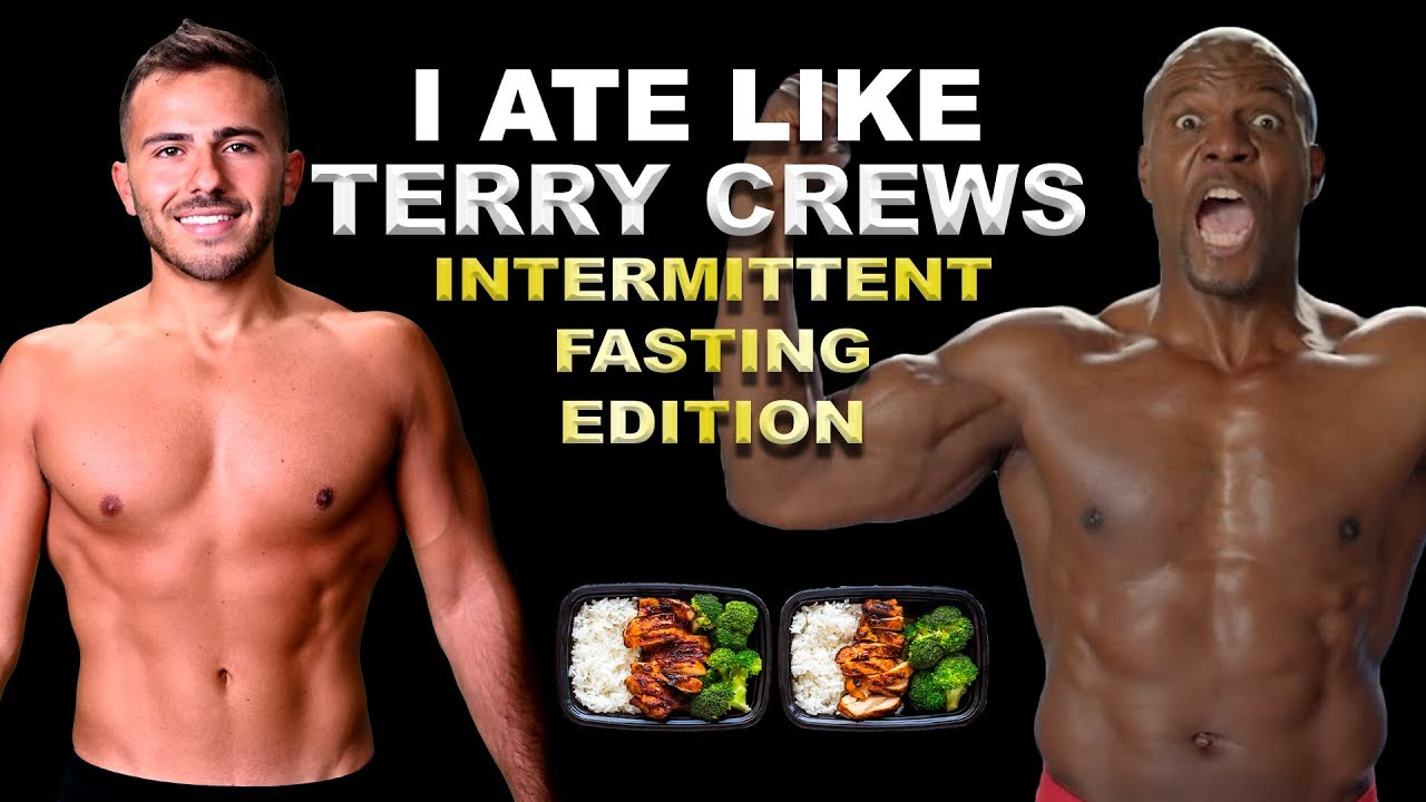 terry crews food diet