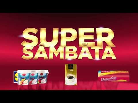 Super Sambata la Lidl • 3 Noiembrie 2018