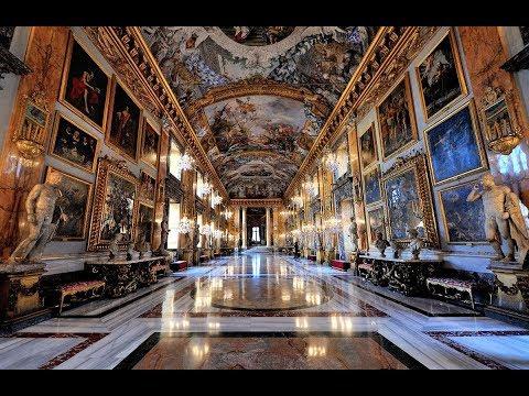 Galleria Colonna - Rome Private tour - original music - RusRim Rome car tours