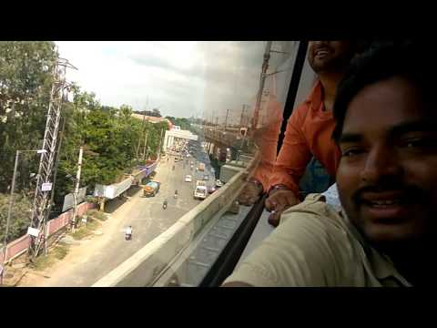 Save Joy ride on L&T hyderabad metro rail Pictures