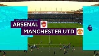 Arsenal vs Manchester United Premier League - FIFA 19