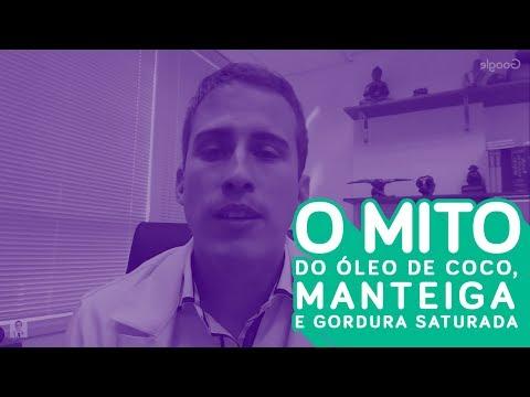 O Mito do Óleo de Coco, Manteiga e Gordura Saturada | Dr. Juliano Pimentel