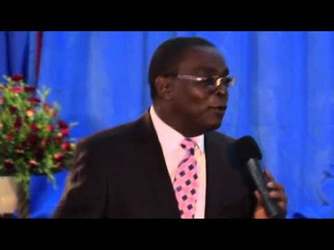 Increase In Health Through Nutrition (Bishop Fortune L. Mwiza)