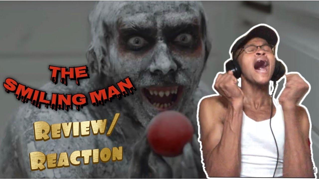 Download The Smiling Man REACTION!!!   Horror Short Film   ALTER
