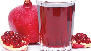 How to Make Pomegranate-Orange Juice (Jeff the Chef)