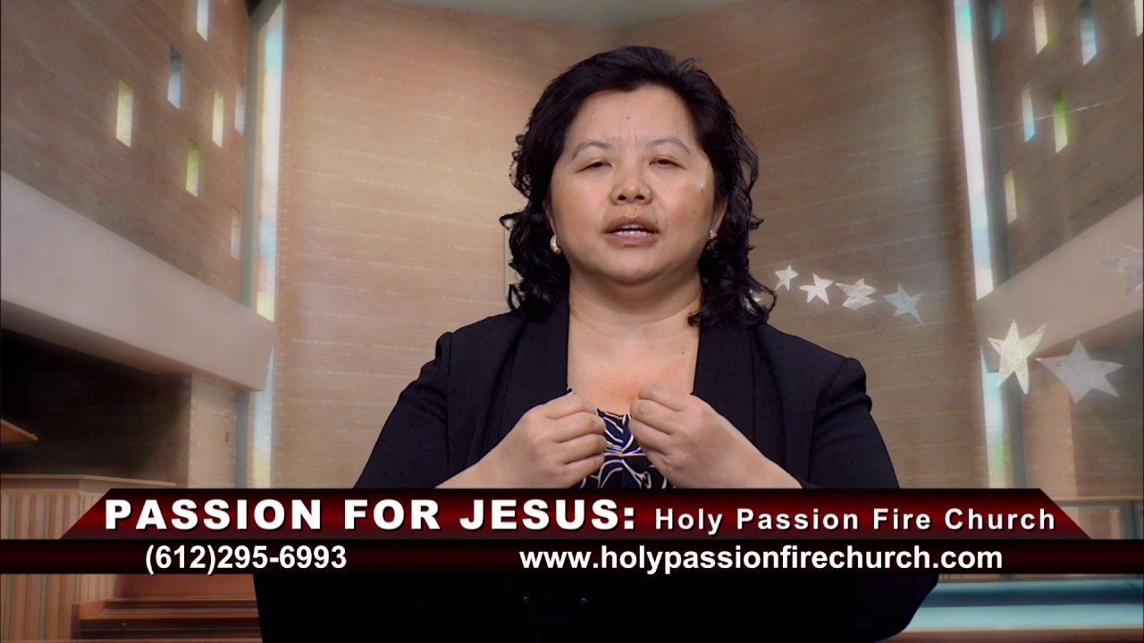 HOLY PASSION FIRE: Baptism by Fire of God with Pastor Phua Xiong.