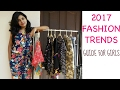 Latest Fashion Trends for Woman 2017 | How to Look Fashionable?