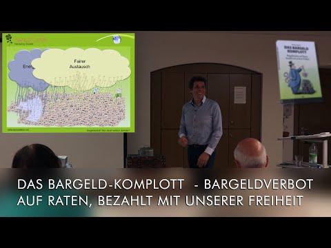 Hansjörg Stützle: Abschaffung des Bargeldes – Was steckt wirklich dahinter? Bargeldverbot auf Raten