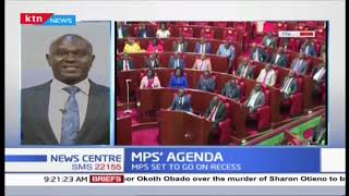MPs to table Traffic and County government retirement schemes bills